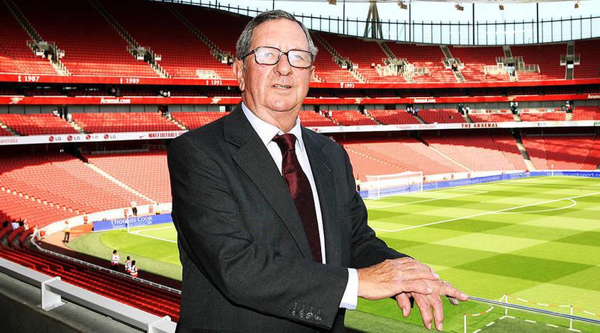 """Экс-владелец """"Арсенала"""" Хилл-Вуд умер в 82 года"""