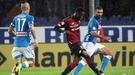 """Дженоа"" - ""Милан"": коэффициент 3,80 на гол Кристиана Кваме; 3,20 - на гол Патрика Кутроне"