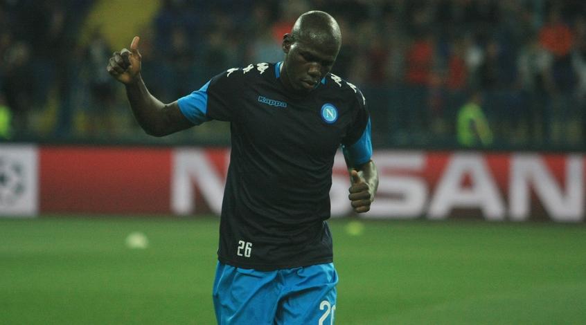 """Калиду Кулибали готов перебраться в """"Манчестер Юнайтед"""""""