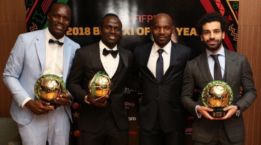 CAF назвала символическую сборную Африки 2018 года