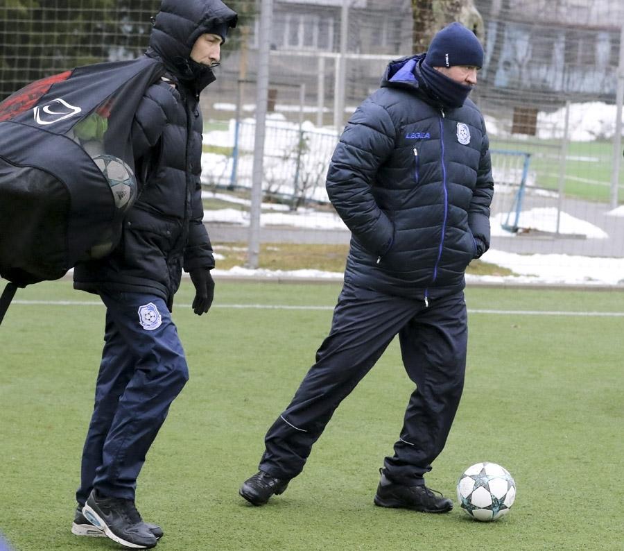 """""""Черноморец"""": тренировка на свежем воздухе (Фото, Видео) - изображение 7"""