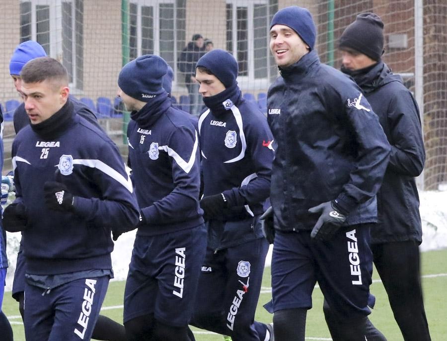 """""""Черноморец"""": тренировка на свежем воздухе (Фото, Видео) - изображение 10"""