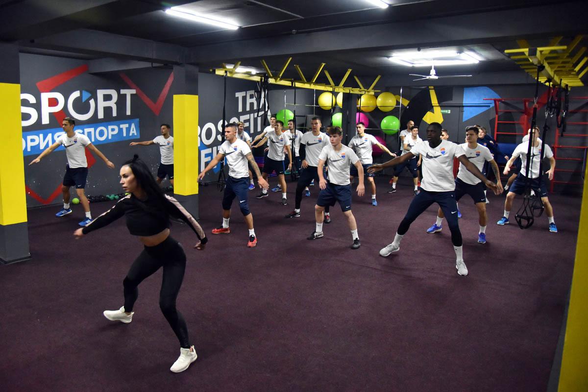 """""""Мариуполь: утром - тренировка, вечером - зажигательный фитнес - изображение 3"""