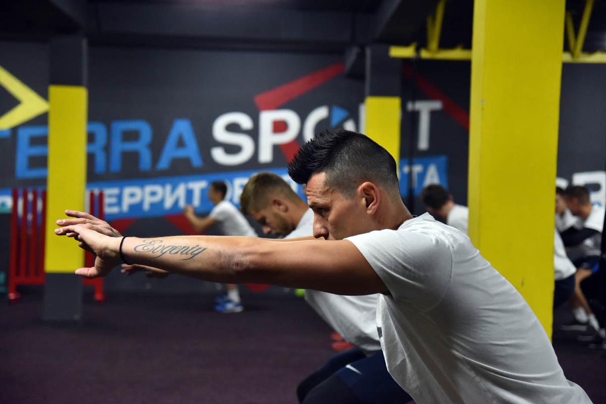 """""""Мариуполь: утром - тренировка, вечером - зажигательный фитнес - изображение 4"""