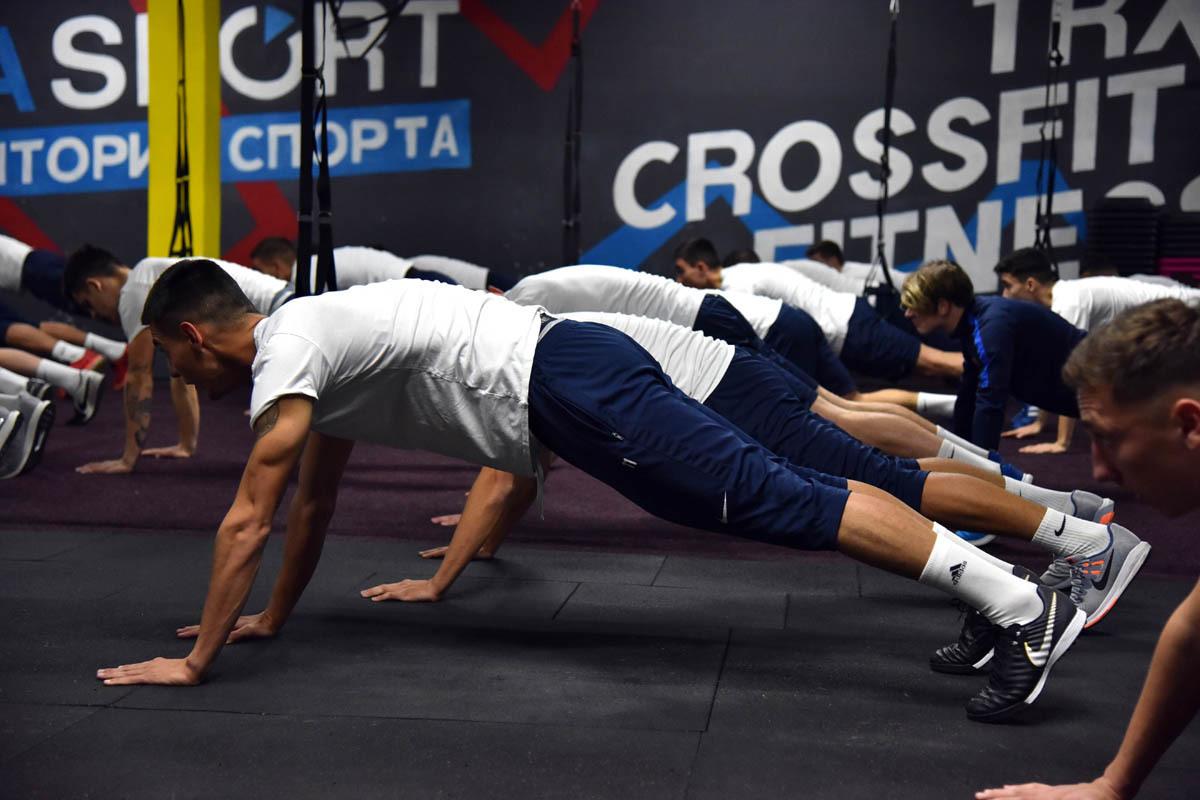 """""""Мариуполь: утром - тренировка, вечером - зажигательный фитнес - изображение 5"""