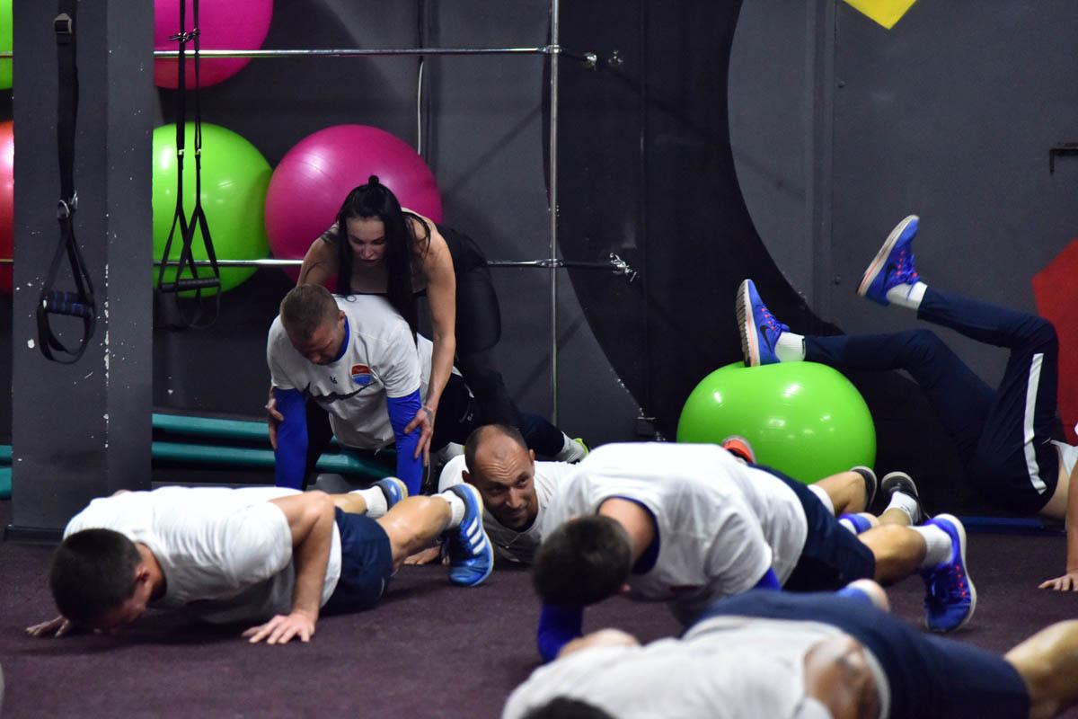 """""""Мариуполь: утром - тренировка, вечером - зажигательный фитнес - изображение 7"""