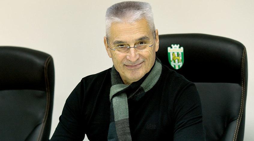 Фабрі Гонсалес стане найстаршим тренером-дебютантом в УПЛ