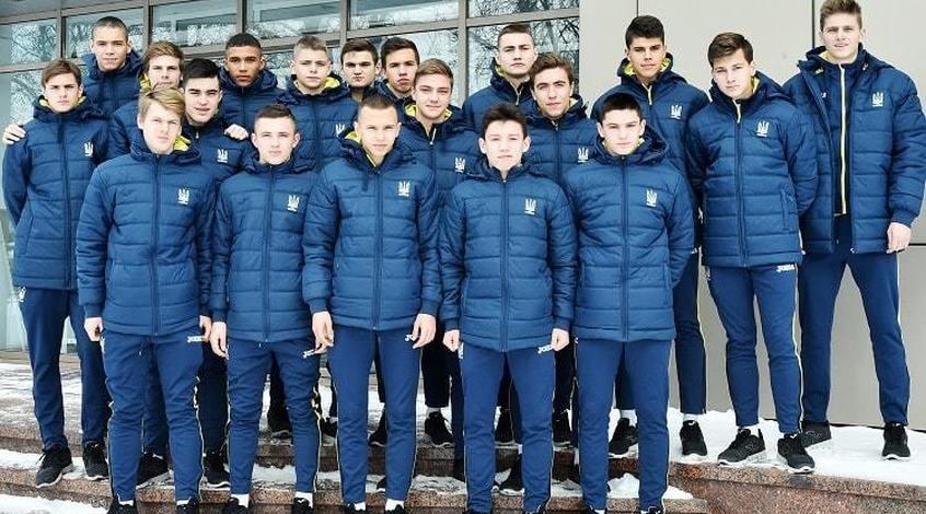 Збірна України (U-16) розпочала збір: попереду турнір в Мінську