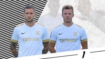 """Офіційно: Олександр Поздеєв та Олександр Бондаренко продовжили свої угоди з """"Колосом"""" ще на рік"""