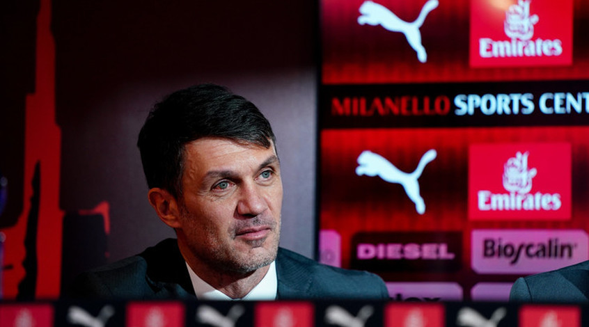 """Паоло Мальдини: """"У Ибрагимовича есть страх перед возвращением в чемпионат Италии"""""""