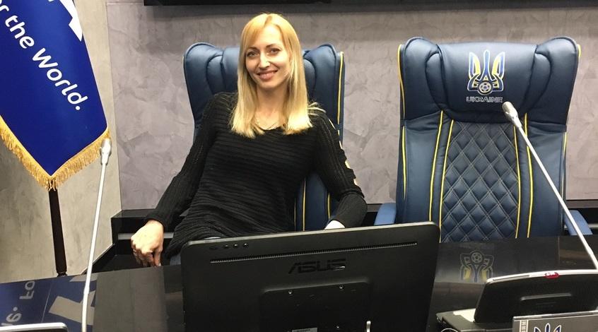"""Анастасія Янтуріна-Калінчук: """"Арбітраж – вагома частина мого життя"""""""
