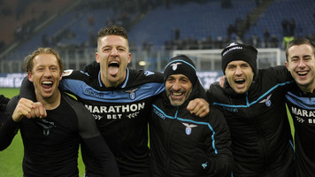 Кубок Италии: полуфинальные пары и расписание