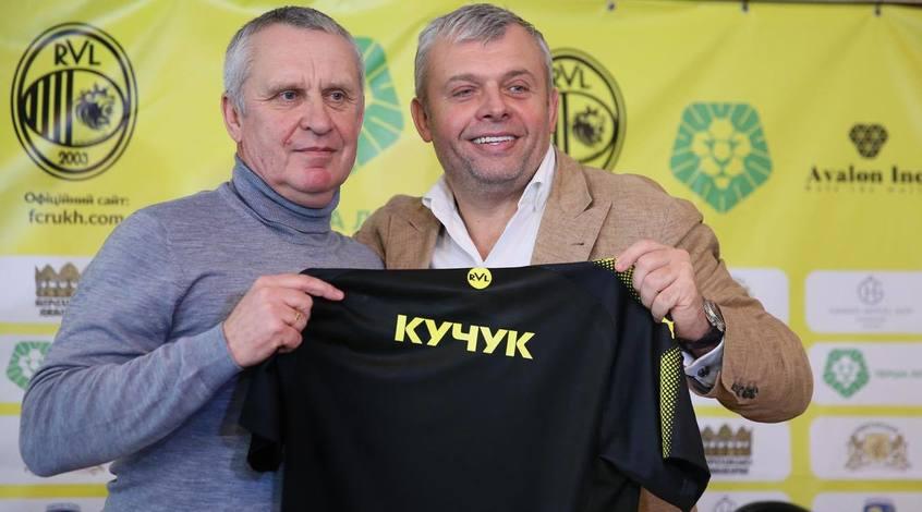 """Григорій Козловський: """"Леонід Кучук працюватиме у """"Русі"""" за найкращими європейськими зразками"""""""