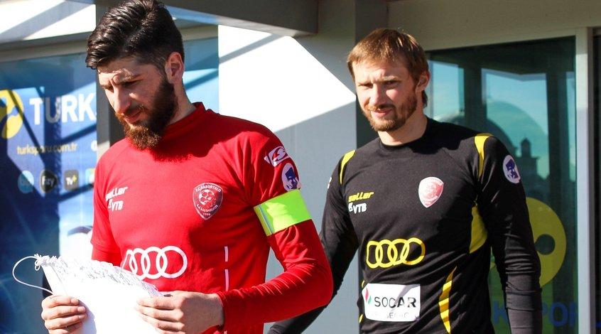 Денис Шелихов продолжит карьеру в стане чемпиона Грузии