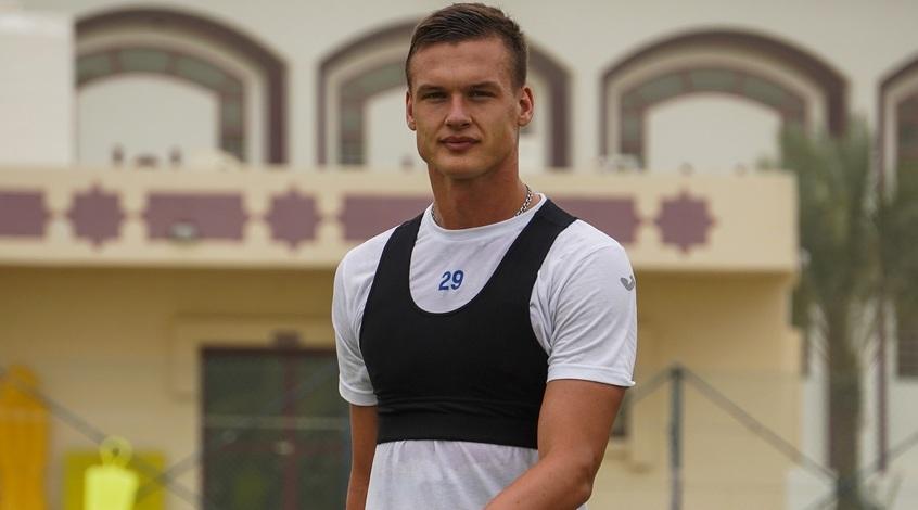 Алексей Хобленко - в команде недели 28-го турачемпионата Беларуси