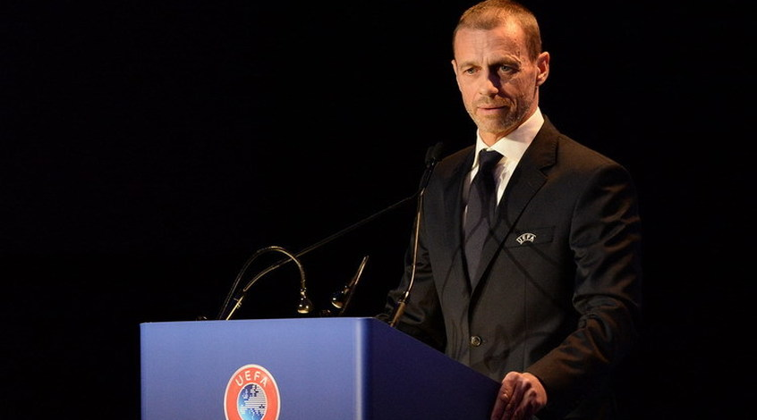 УЕФА объявил о запуске Лиги конференций в 2021 году