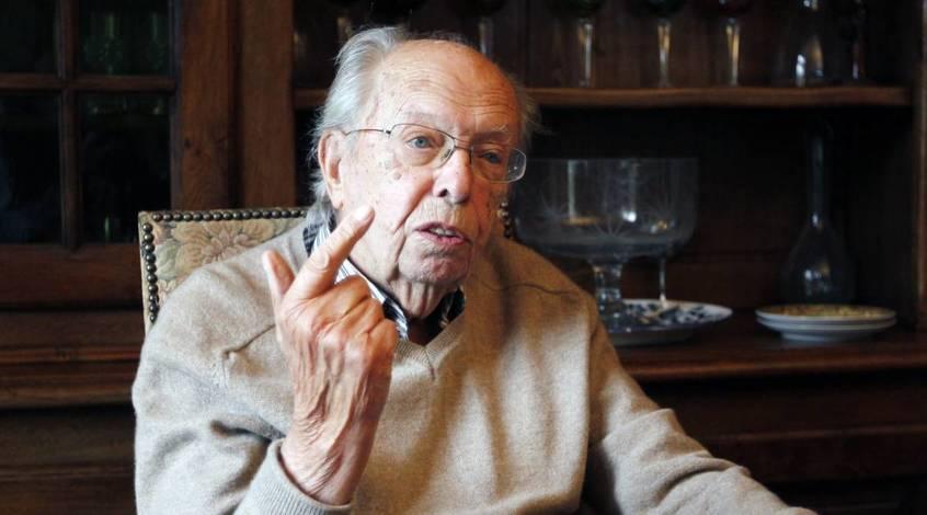 """Умер знаменитый журналист Жак Ферран, один из создателей """"Золотого мяча"""" и Лиги чемпионов"""
