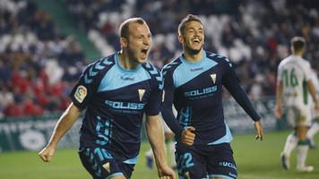Роман Зозуля признан лучшим игроком 38-го тура Сегунды