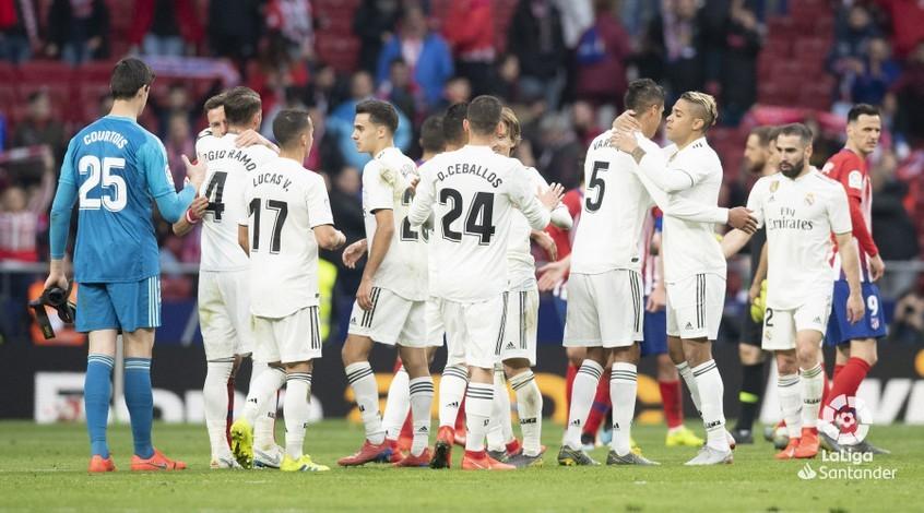 """""""Реал"""" впервые за последние 23 года потерпел пять крупных поражений за сезон"""