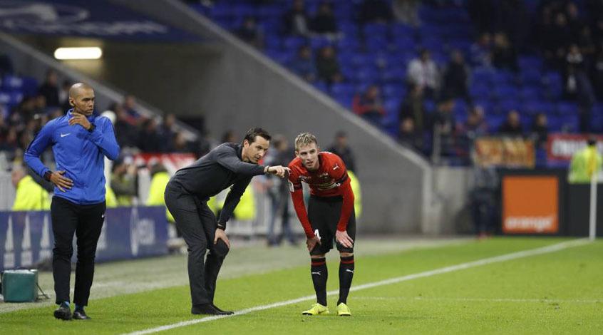 """""""Ренн"""" теряет двух игроков перед дебютом в плей-офф Лиги Европы"""