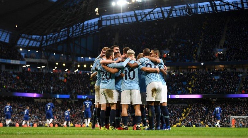 """Футболисты """"Манчестер Сити"""" оплатят болельщикам дорогу в Лондон на финал Кубка Англии"""