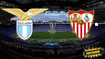 """Лига Европы. """"Лацио"""" - """"Севилья"""" 0:1 (Видео)"""