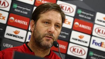 """Главный тренер """"Олимпиакоса"""" Мартинш: """"Мы не должны были садиться так глубоко в оборону, это была большая ошибка"""""""
