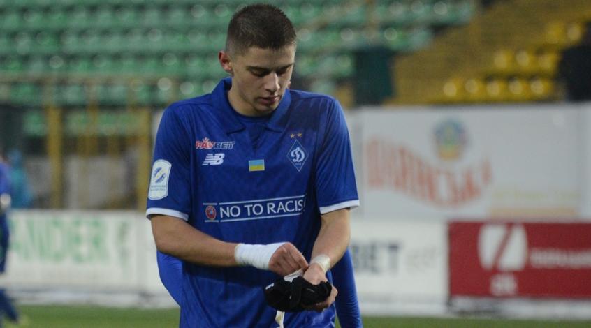 Виталий Миколенко попал в топ-20 лучших игроков планеты 1999 года рождения