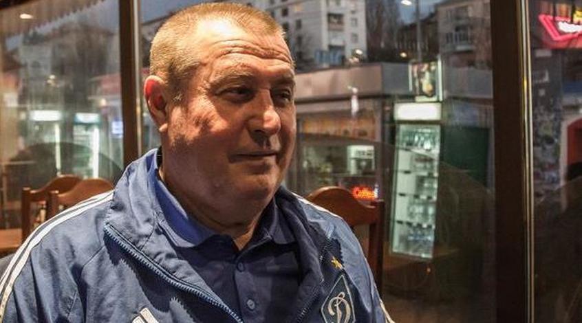 """Прощание с легендой """"Динамо"""" Виталием Хмельницким состоится в субботу"""