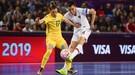 Футзал. Евро-2019 среди женщин. Полуфинал. Украина - Португалия 1:5. Не наш вечер
