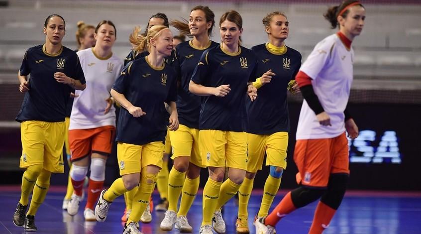 Футзал. Евро-2019 среди женщин. Матч за 3-е место. Россия - Украина. Анонс матча
