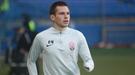 Богдан Михайличенко получил первую красную карточку в карьере