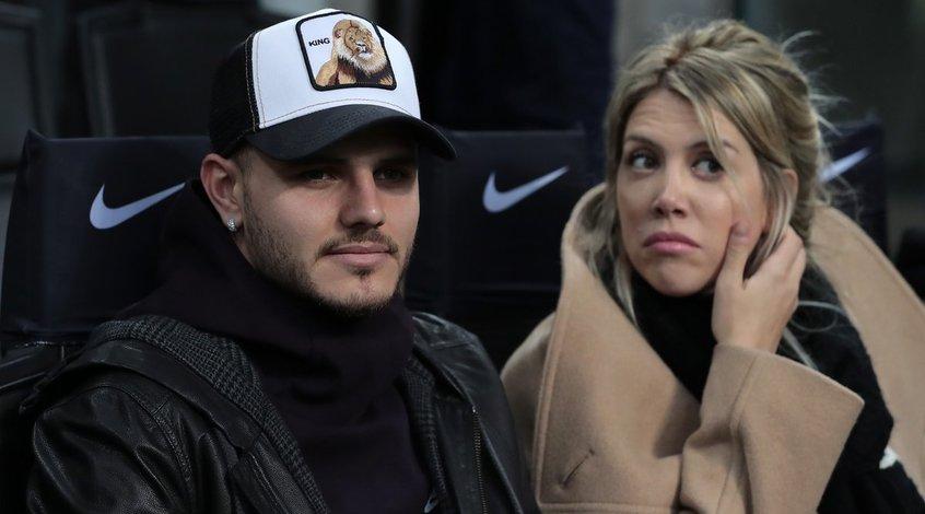 """""""Интер"""" сообщил Икарди, что готов не выпускать его на поле до 30 июня 2021 года"""