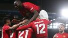 """Челси"" - ""Манчестер Юнайтед"" 0:2. Погба ответил критикам"