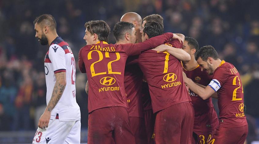 """Дженоа"" - ""Рома"": прогноз Football Italia"