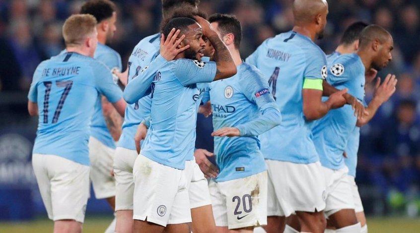 """Шальке"" - ""Манчестер Сити"" 2:3. Роковая Очипка"