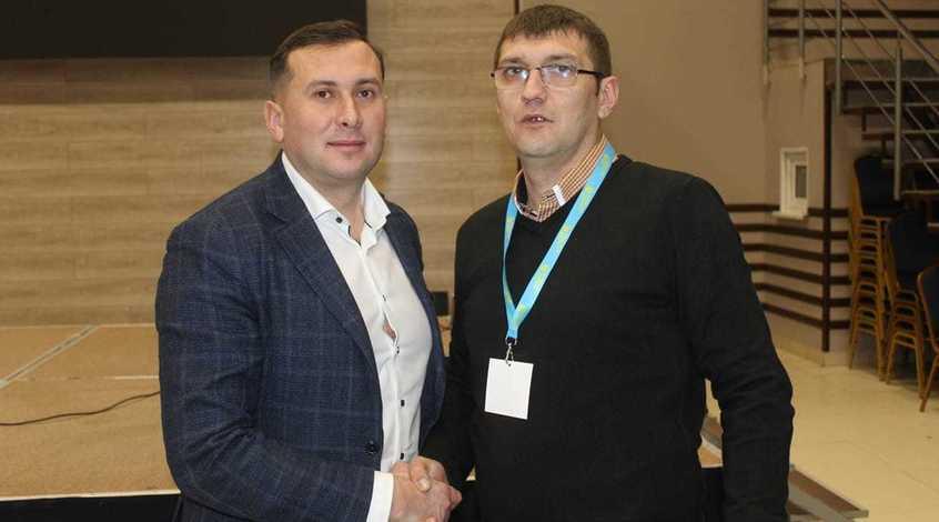Тараса Юрика переобрали головою Федерації футболу Тернопільської області