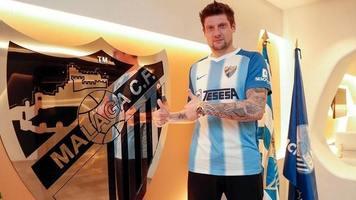 """Официально: """"Малага"""" объявила о расторжении контракта с Евгением Селезневым"""