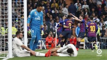 """""""Реал"""" - """"Барселона"""" 0:3. Эффективность"""
