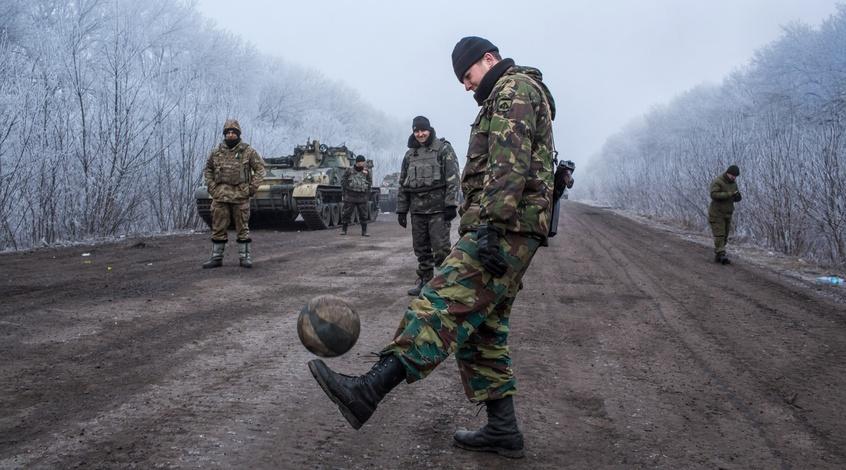 Футболіст юнацької збірної України пішов на фронт боронити Батьківщину