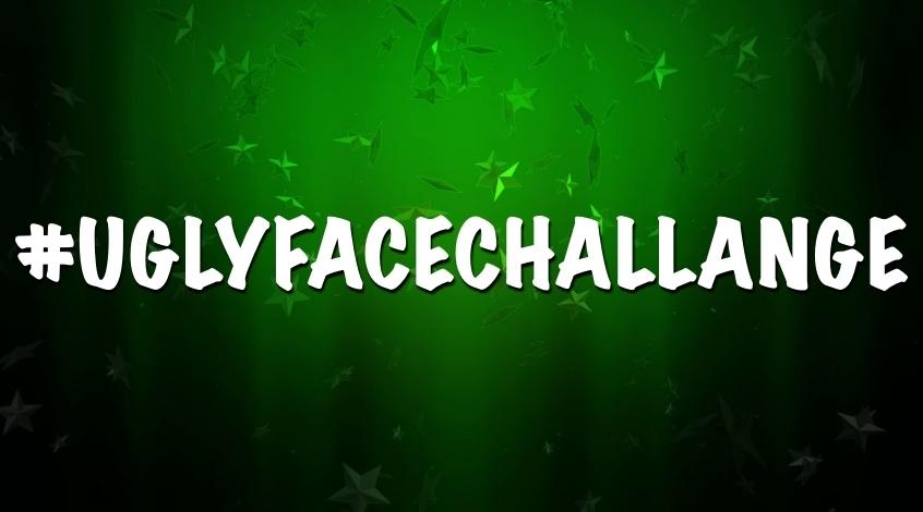 #Uglyfacechallange: украинский вектор челленджа (Фото)