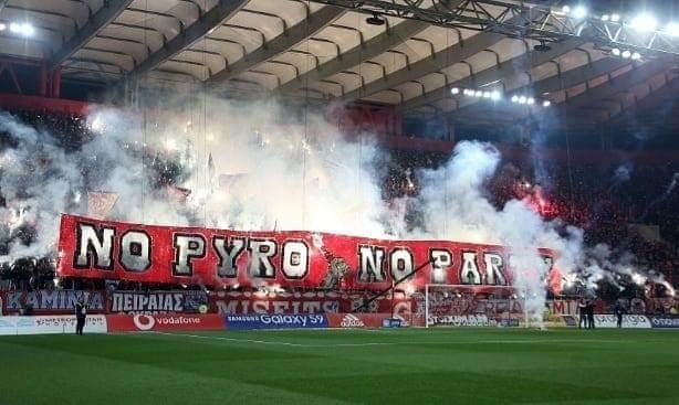 Лучший фанатский перфоманс недели: файершоу в Сербии и фейерверк в Швеции (+Фото, Видео) - изображение 2