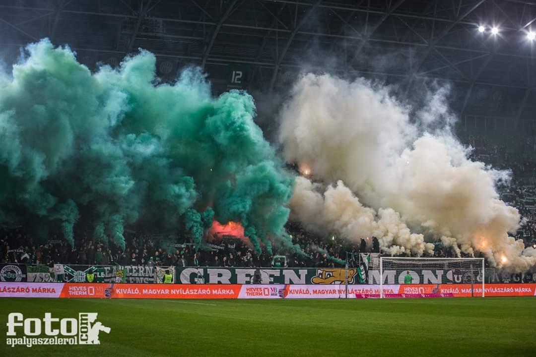 Лучший фанатский перфоманс недели: файершоу в Сербии и фейерверк в Швеции (+Фото, Видео) - изображение 7
