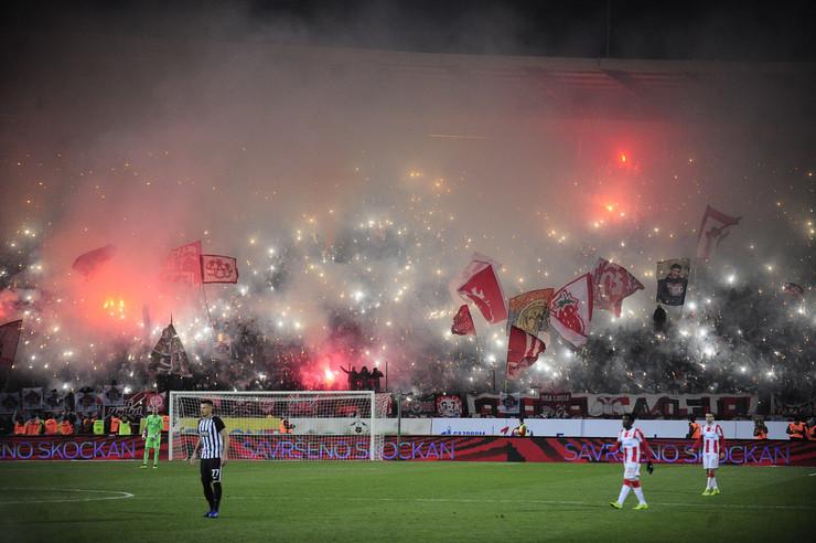 Лучший фанатский перфоманс недели: файершоу в Сербии и фейерверк в Швеции (+Фото, Видео) - изображение 8