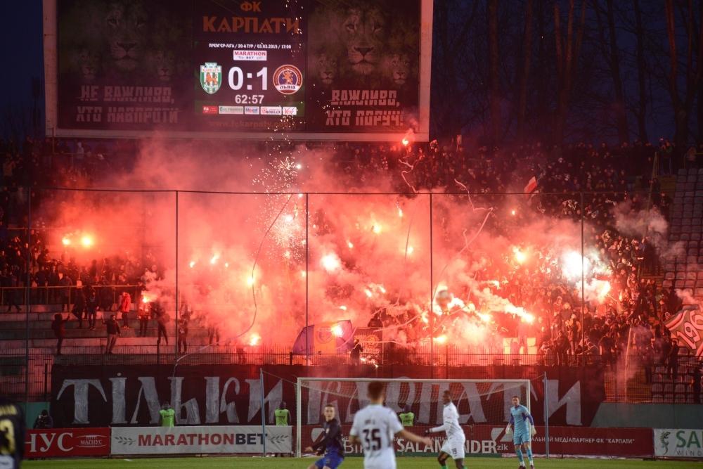 Лучший фанатский перфоманс недели: файершоу в Сербии и фейерверк в Швеции (+Фото, Видео) - изображение 11