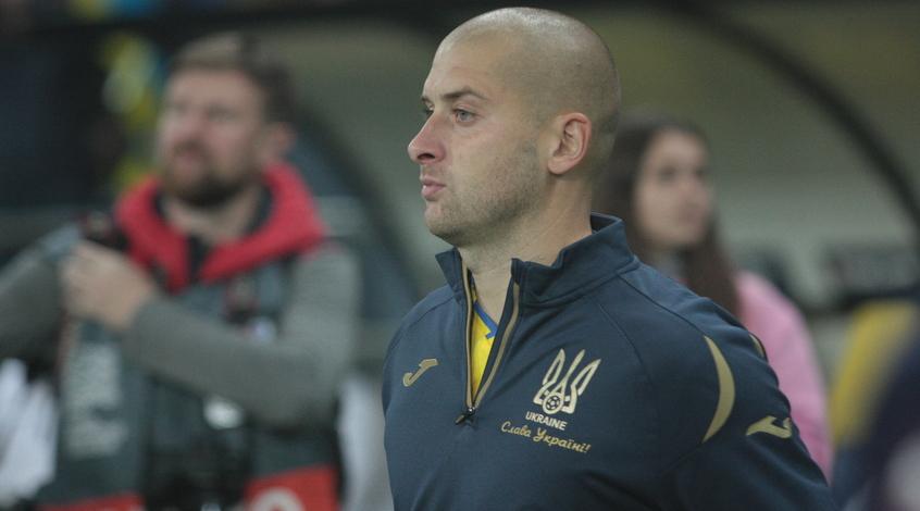 Ярослав Ракицкий объявил об уходе из сборной Украины