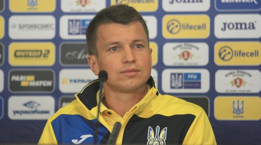 Руслан Ротань визначився зі списком футболістів молодіжної збірної України для участі на турнірі в Туреччині