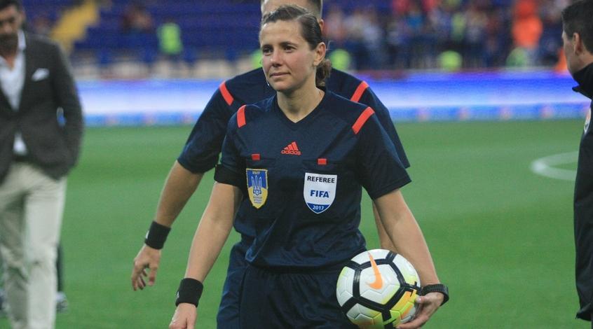 Бригаду українських арбітрів призначено працювати на чвертьфінальному матчі жіночого чемпіонату світу