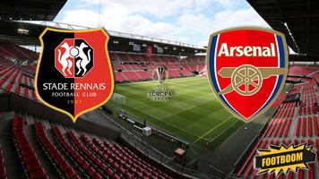 "Лига Европы. ""Ренн"" - ""Арсенал"" 3:1 (Видео)"
