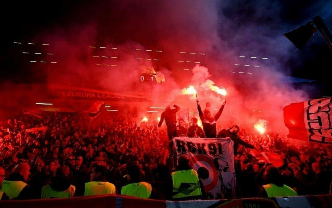 """Лучший фанатский перфоманс недели: словацкий """"ад"""" и цепи на воротах в Швейцарии (+Фото, Видео) - изображение 8"""